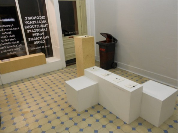 2. _conomy (exhibition view room one)