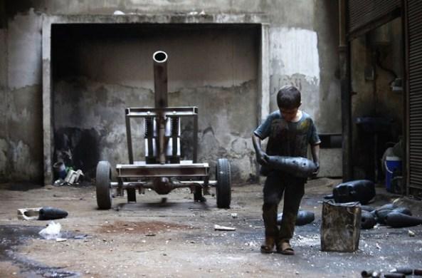 Hamid Khatib, Siria