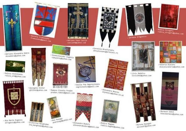Steaguri medievale imaginare