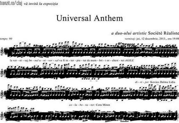 Universal Anthem