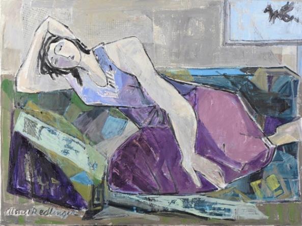 Alma Redlinger  1