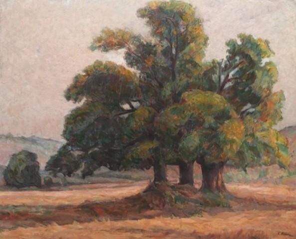 Camil Ressu - Stejarii
