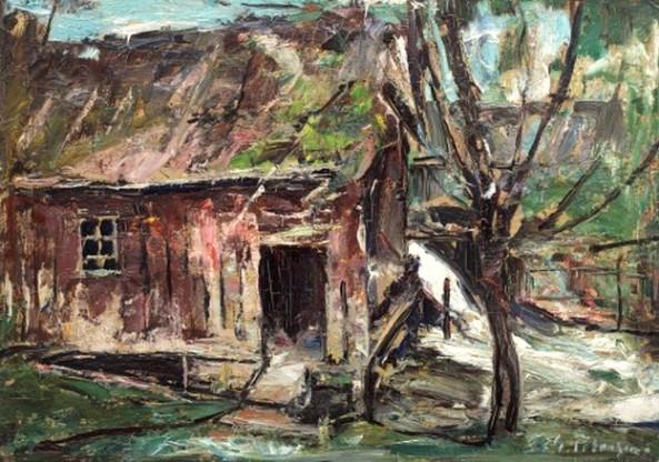Gheorghe Petrascu - Casa morarului