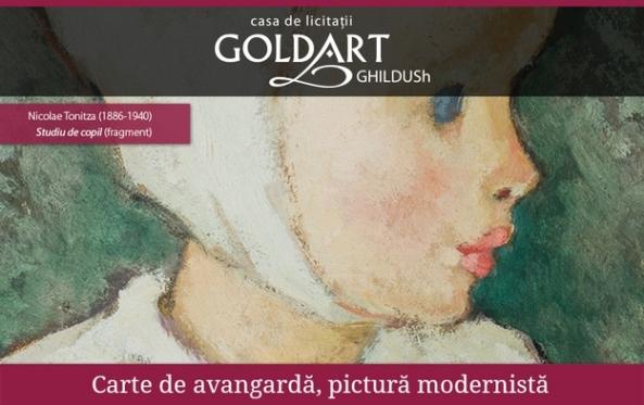 Licitatia Goldart Ghildush