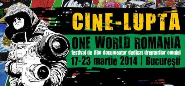 One World Romania - cine lupta