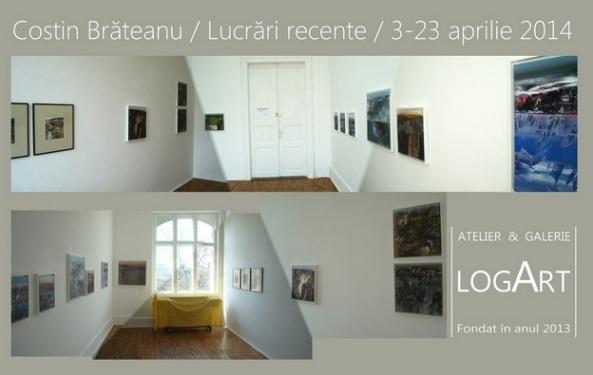 0Vernisaj Costin Brateanu-Galeria Logart n