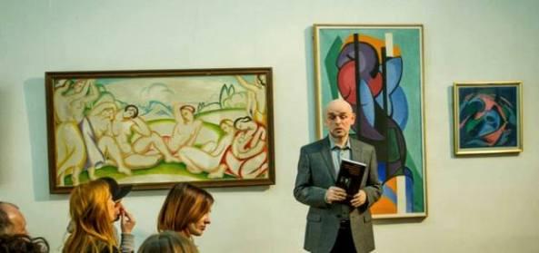Călin Stegerean, Directorul Muzeul de Artă Cluj-Napoca