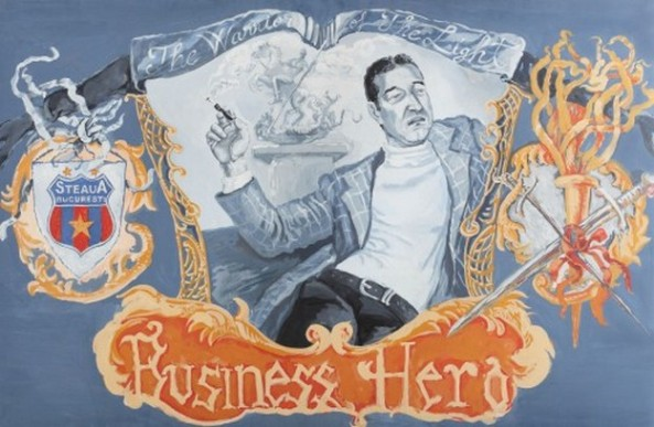 Emanuel Borcesu - Business Hero