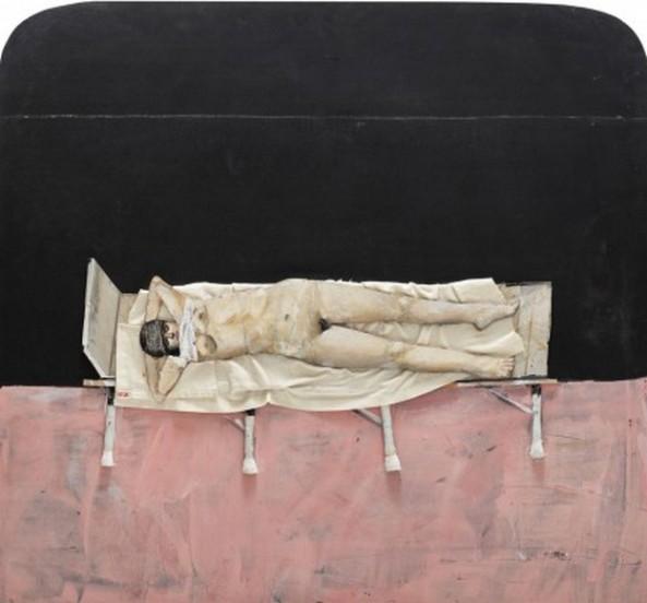 Horia Damian - Eva adormită