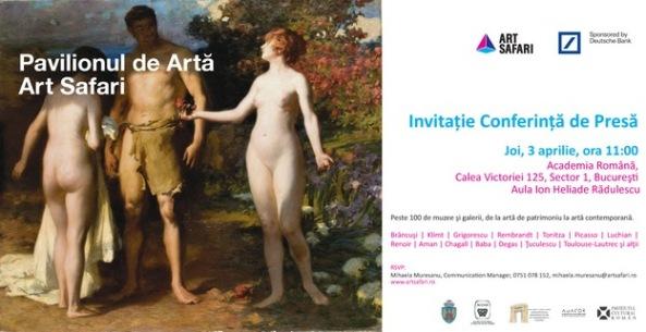Invitatie ArtSafari