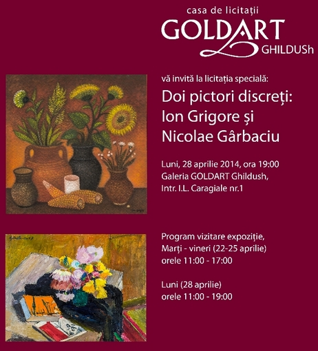Invitatie Goldart