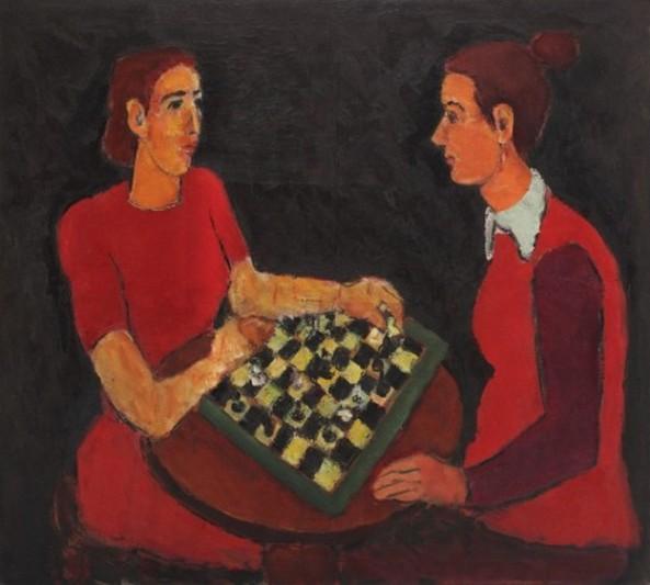 Ion Pacea - Jucătorii de șah