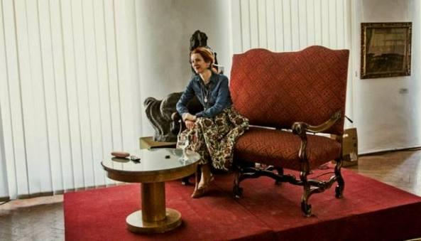 Manuela Plapcianu, CEO Galeriile Artmark