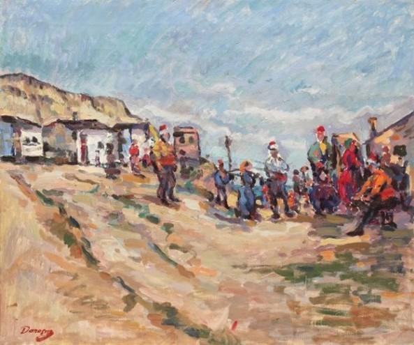 Nicolae Dărăscu - Cișmeaua din Balcic