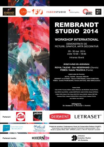 AFIS REMBRANDT STUDIO 2014 A3