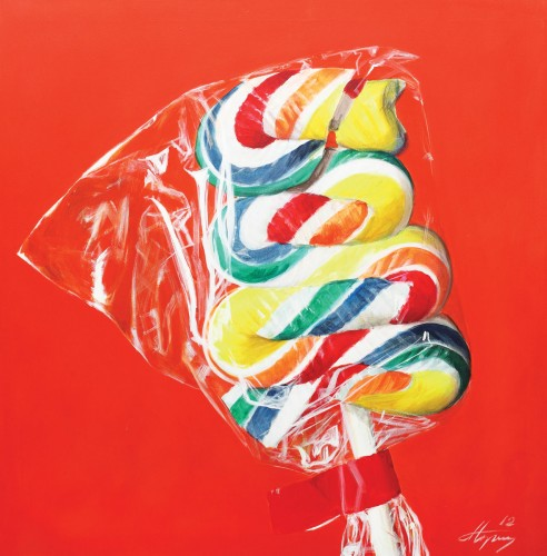 Dorel Topan - Broken candy