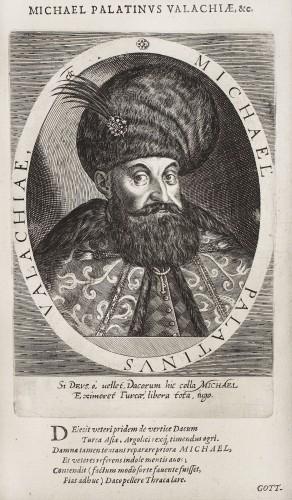 Portretul lui Mihai Viteazul, 1601-1602