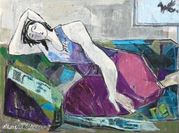 Alma Redlinger - Visul