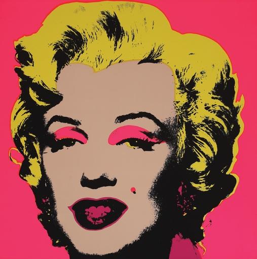 Andy Warhol - Marilyn Monroe