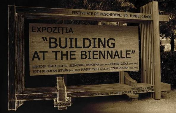 Building at the Biennale