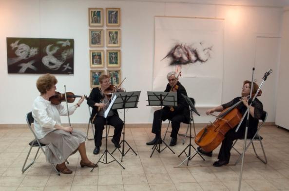 Cvartetul Cuoare