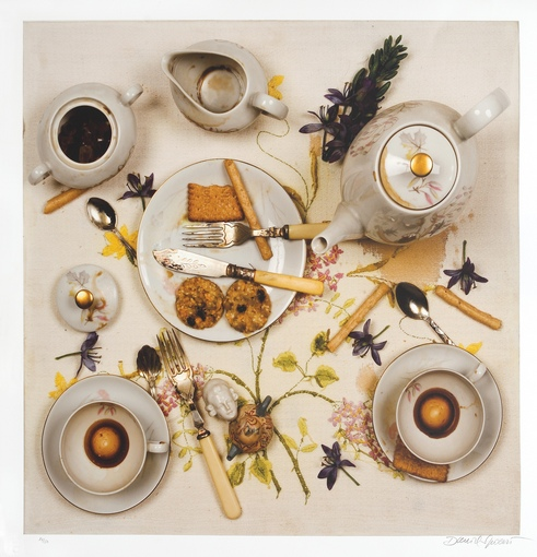 Daniel Spoerri - 5 o'clock tea