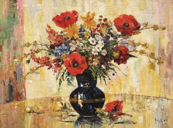 Rudolf Negely - Flori de câmp