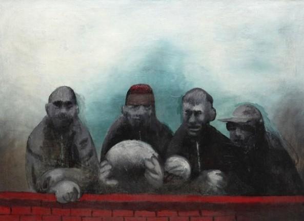 Jules Perahim - Cei din umbră