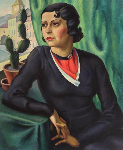 Carol Hubner -  Femeia anilor '30