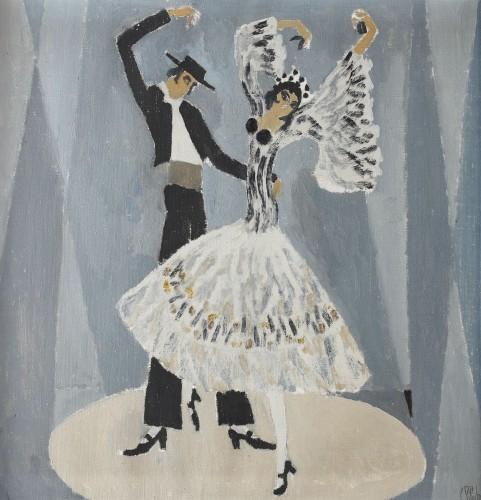 Constantin Piliuță - Flamenco