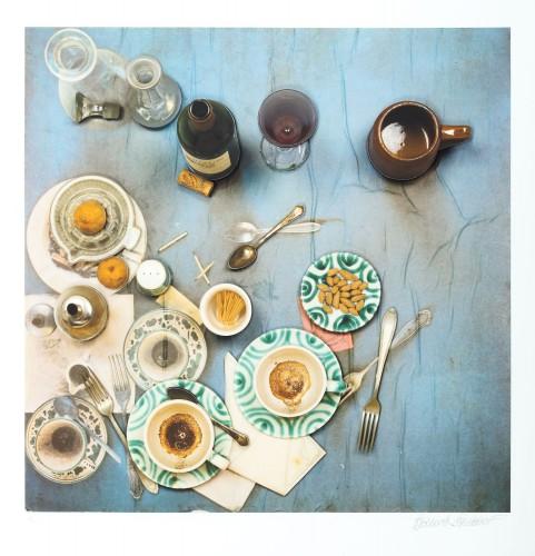 Daniel Spoerri - Mic dejun