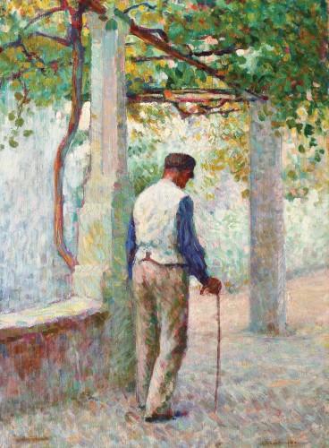 Samuel Mutzner - În gradină la Beaucaire