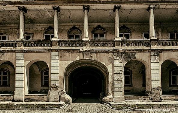 Palatul Bánffy (Muzeul de Artă Cluj)