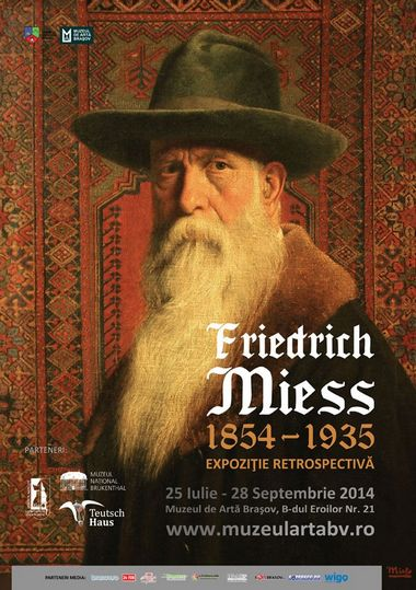 retrospectiva Friedrich Miess