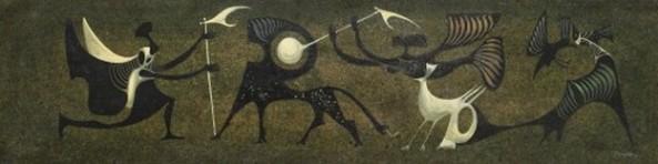 Jules Perahim - Vânatoare de animale fantastice