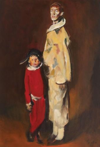 Corneliu Baba - Copilul Arlechinului