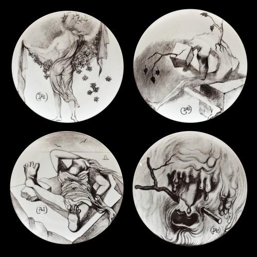 Salvador Dali - Las cuatro estaciones