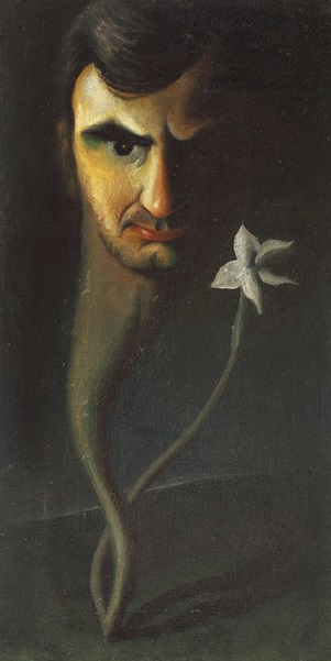 Jules Perahim - Portretul scriitorului suprarealist Geo Bogza