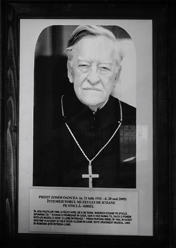 Părintelei Zosim Oancea