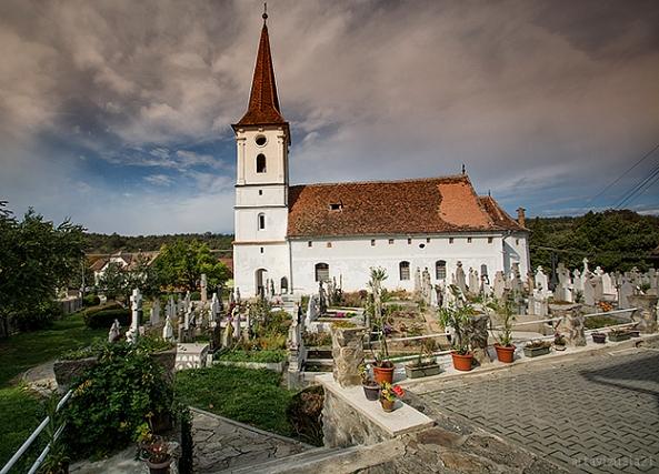 Biserica Sfânta Treime din Sibiel