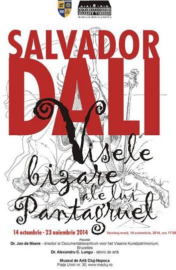 Dali - Visele bizare ale lui Pantagruel