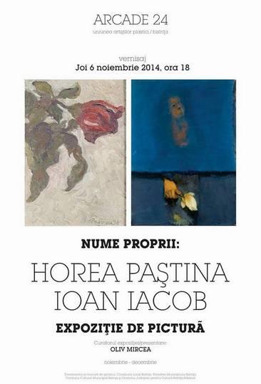 Pastina - Iacob - Nume proprii
