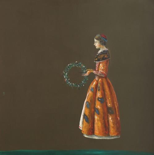 Ștefan Câlția -Fata cu coroana verde