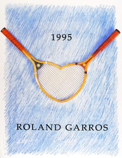 Donald Lipski - Roland Garros 1995