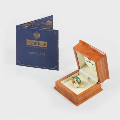 inel b¦rb¦tesc Faberge