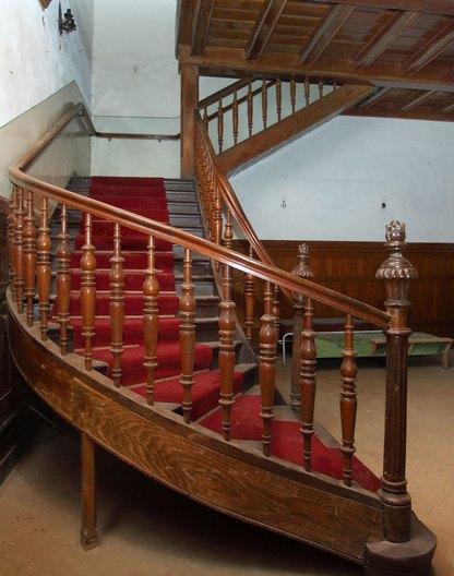 interior Castel Pogany