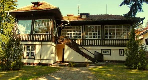 Vila de la Predeal a lui Nicolae Ceauşescu