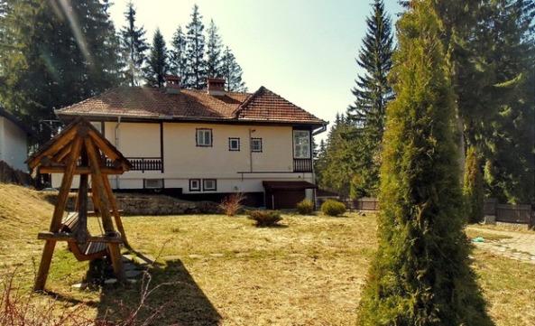 Vila de la Predeal a lui Nicolae Ceaușescu