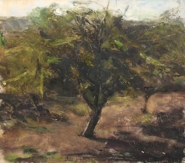 Victor Man - Apple Tree