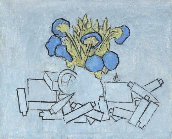 Alexandru Ciucurencu - Flori și tuburi de culoare